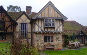 Building Restoration - Basted, Kent