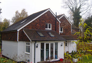 Large period property in Lamberhurst, Kent